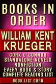 William Kent Krueger Books in Order