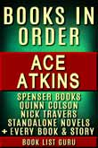 Ace Atkins Books In Order