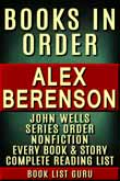 Alex Berenson Books In Order