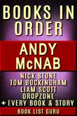 Andy McNab Books In Order