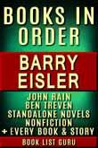 Barry Eisler Books in Order