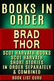 Brad Thor Books in Order