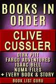 Clive Cussler Books in Order