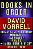 David Morrell Books in Order