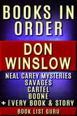 Don Winslow Books in Order