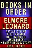 Elmore Leonard Books in Order
