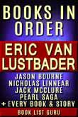 Eric Van Lustbader Books in Order