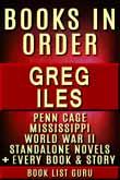 Greg Iles Books in Order