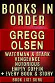 Gregg Olsen Books in Order
