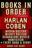 Harlan Coben Books in Order