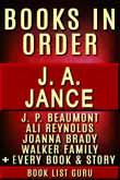JA Jance Books in Order