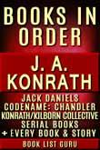 JA Konrath Books in Order
