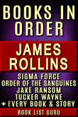 James Rollins Books in Order