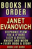 Janet Evanovich Books in Order