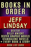 Jeff Lindsay Books in Order