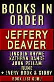 Jeffery Deaver Books in Order