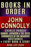John Connolly Books in Order