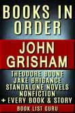 John Grisham Books in Order