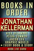 Jonathan Kellerman Books in Order