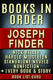Joseph Finder Books in Order