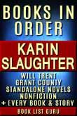 Karin Slaughter Books in Order