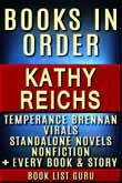 Kathy Reichs Books in Order