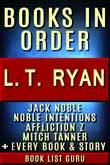 LT Ryan Books in Order