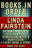 Linda Fairstein Books in Order