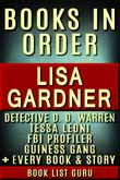 Lisa Gardner Books in Order