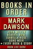 Mark Dawson Books in Order