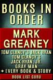 Mark Greaney Books in Order