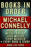 Michael Connelly Books in Order