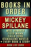 Mickey Spillane Books in Order