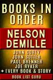 Nelson DeMille Books in Order