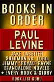 Paul Levine Books in Order