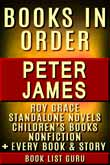 Peter James Books in Order