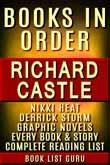 Richard Castle Books in Order