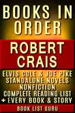 Robert Crais Books in Order