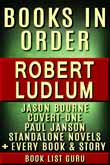 Robert Ludlum Books in Order