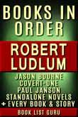 Robert Ludlum Books in Order