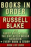 Russell Blake Books in Order
