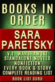 Sara Paretsky Books in Order