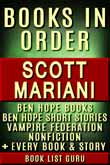 Scott Mariani Books in Order