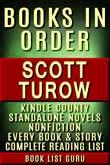 Scott Turow Books in Order