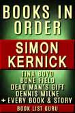 Simon Kernick Books in Order