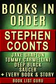 Stephen Coonts Books in Order