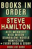 Steve Hamilton Books in Order