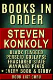 Steven Konkoly Books in Order