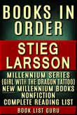 Stieg Larsson Books in Order