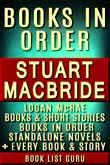 Stuart MacBride Books in Order